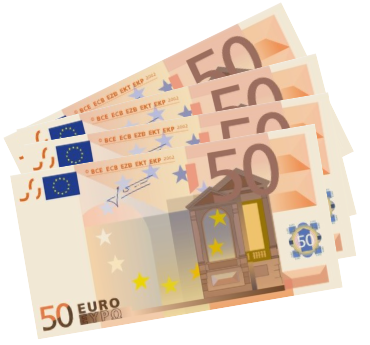Le montant annuel du forfait mobilités durables de 200 € pour la fonction publique